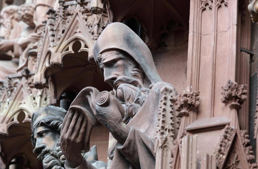 维京游轮法国斯特拉斯堡大教堂