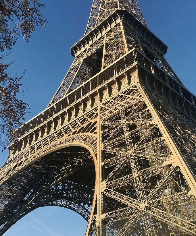 维京游轮法国埃菲尔铁塔