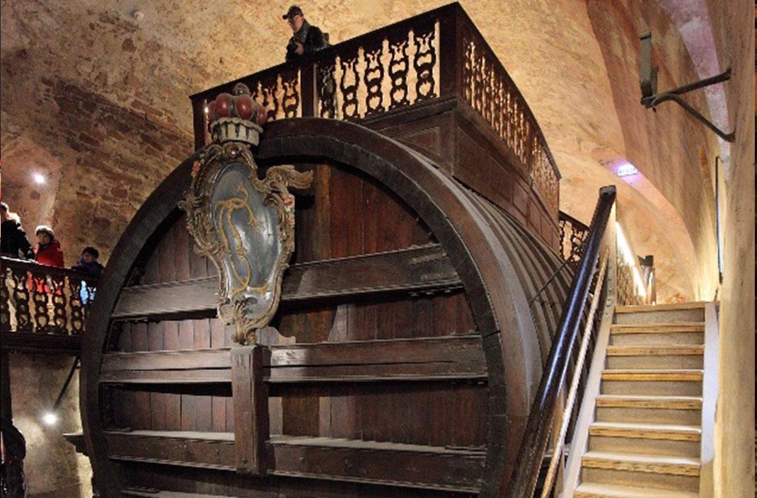 维京游轮德国海德堡城堡