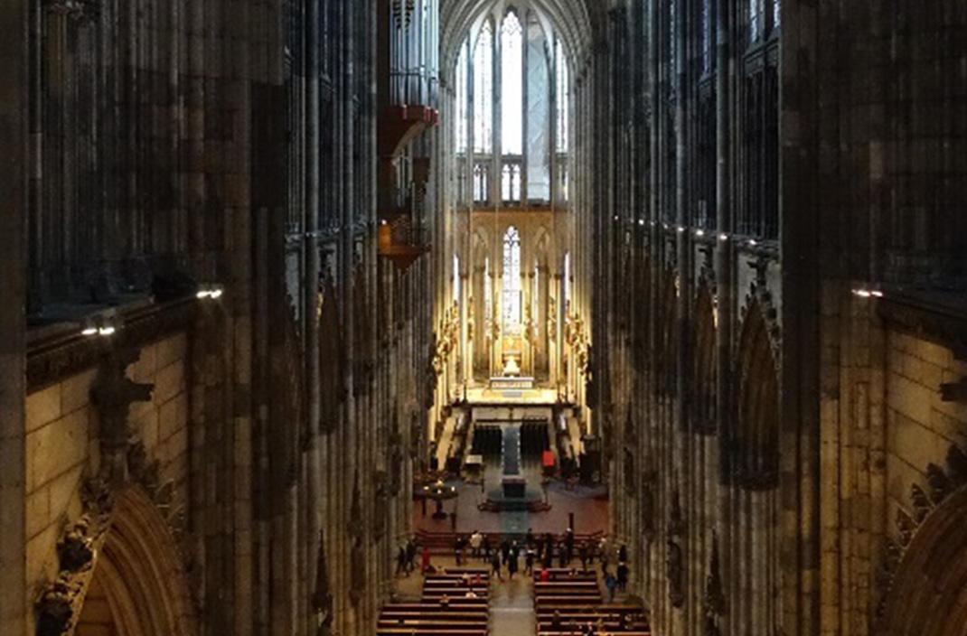 维京游轮德国科隆大教堂