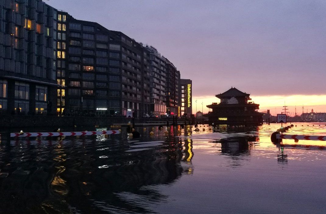 维京游轮荷兰阿姆斯特丹市
