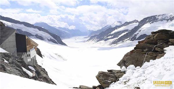 维京游轮瑞士少女峰