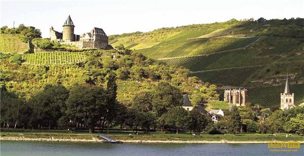 维京游轮德国境内古堡