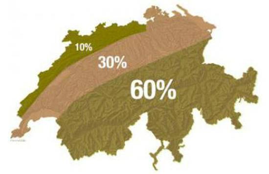 维京游轮瑞士葡萄酒分布
