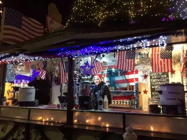 维京游轮游记德国吕德思海姆圣诞集市