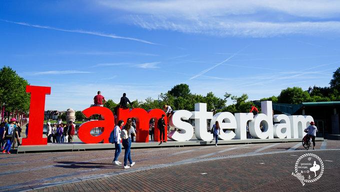维京游轮游记阿姆斯特丹博物馆广场