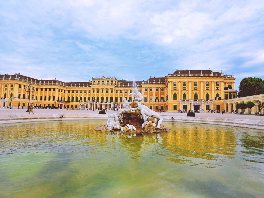 维京游轮游记音乐之都维也纳