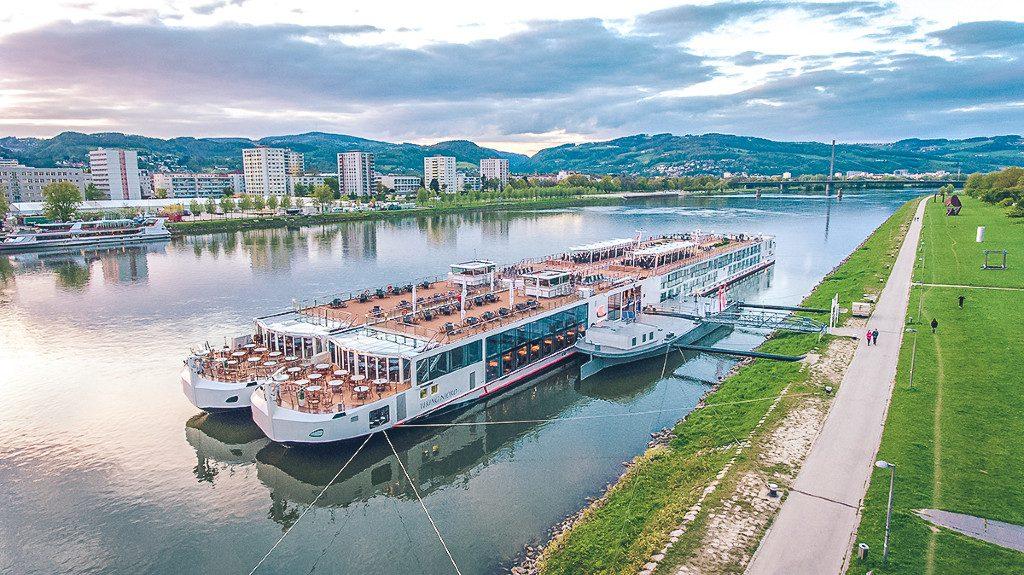 维京游轮游记多瑙河