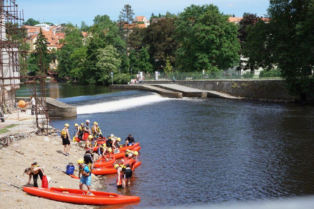 维京游轮游记被遗忘的中世纪小镇克鲁姆洛夫