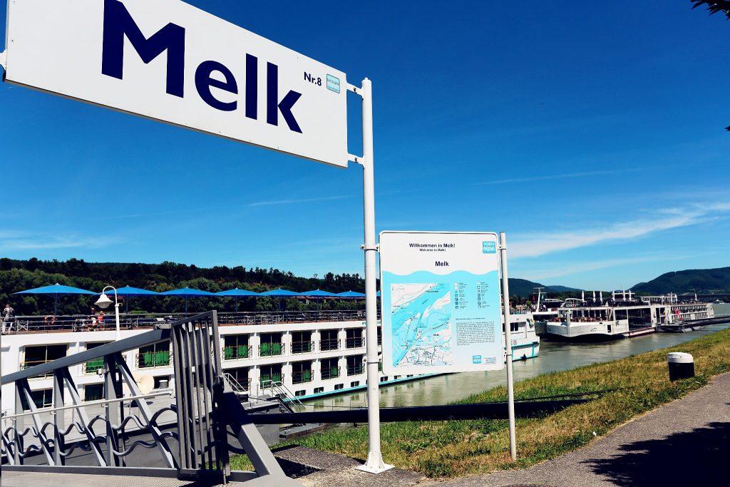 维京游轮游记多瑙河畔的神圣小镇梅尔克