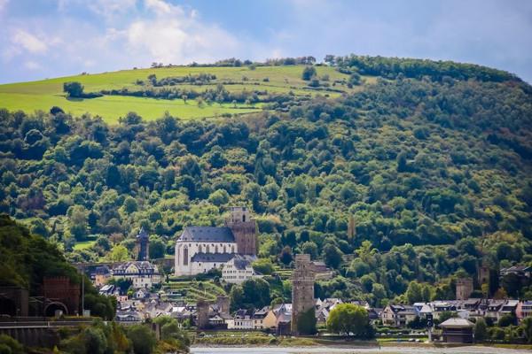 维京游轮游记德国乘风巡游莱茵河谷城堡