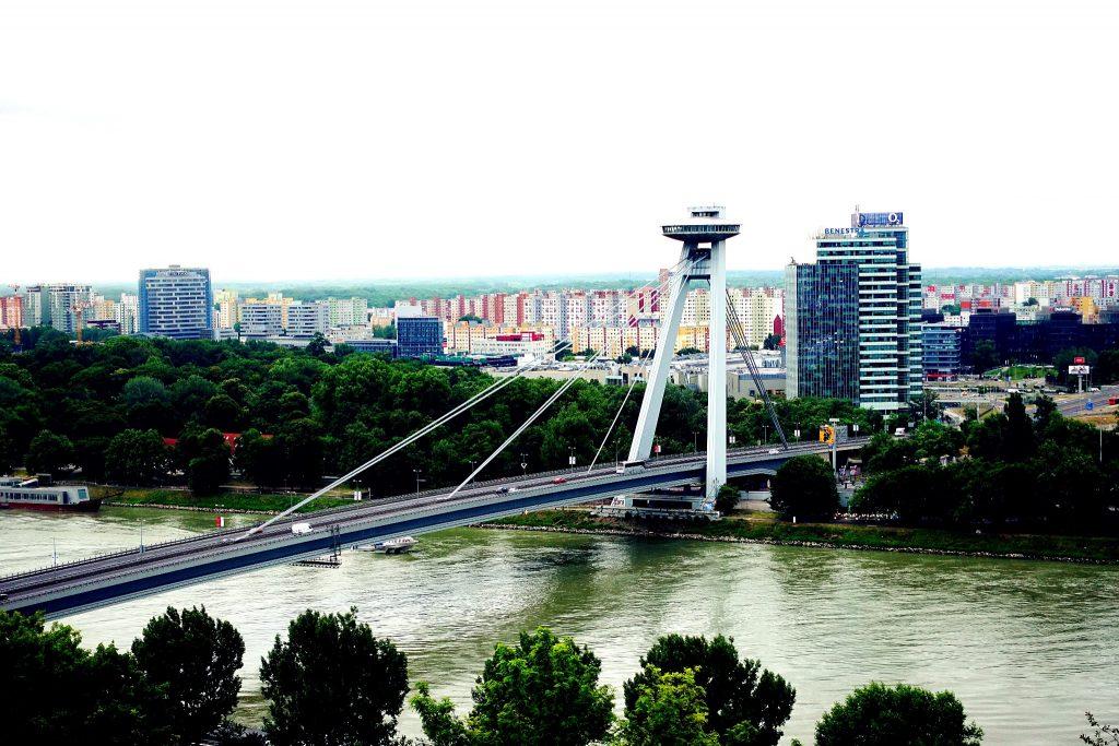 维京游轮游记古朴而恬静的城市布拉迪斯拉发