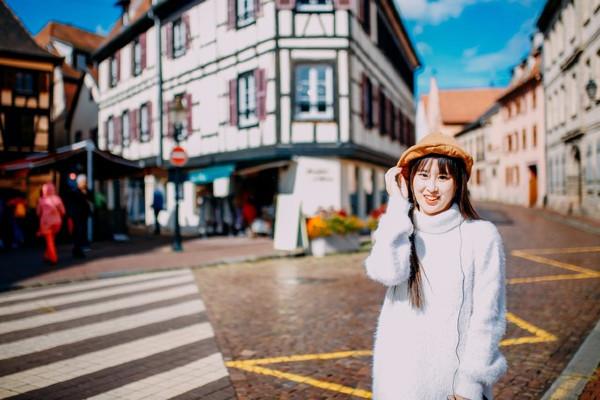 维京游轮游记法国和奥贝奈小镇的阳光玩游戏