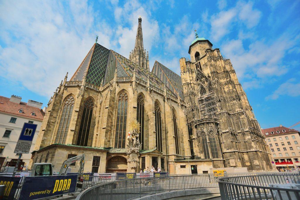 维京游轮游记历史名城维也纳