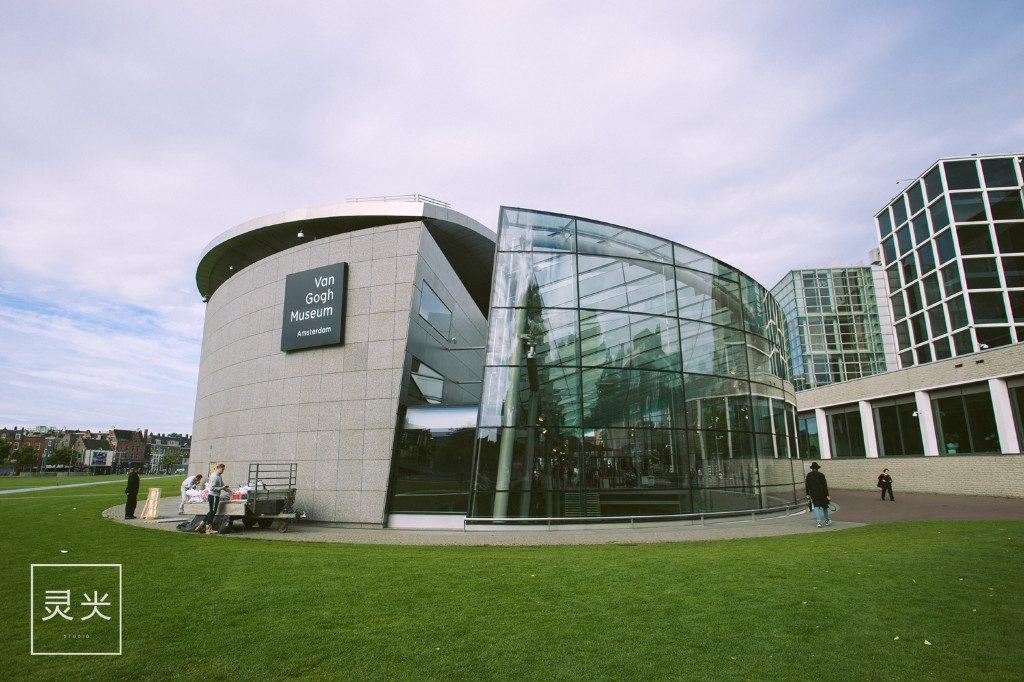 维京游轮游记梵高博物馆