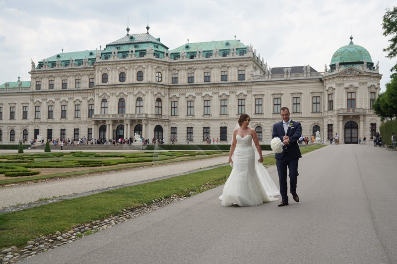 维京游轮游记维也纳美泉宫