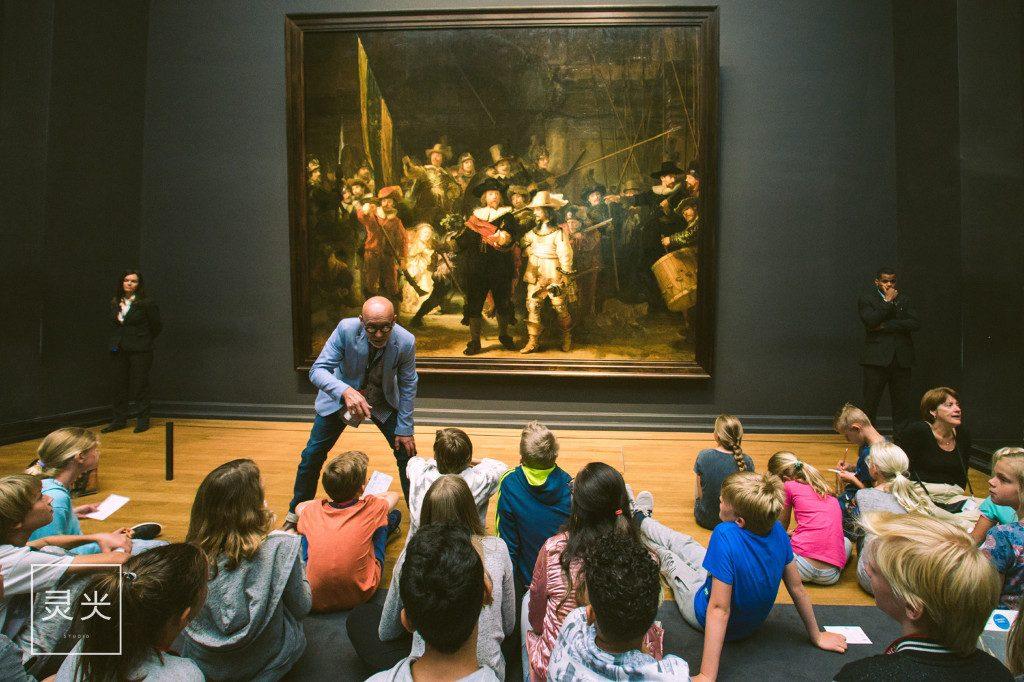 维京游轮游记荷兰国立博物馆