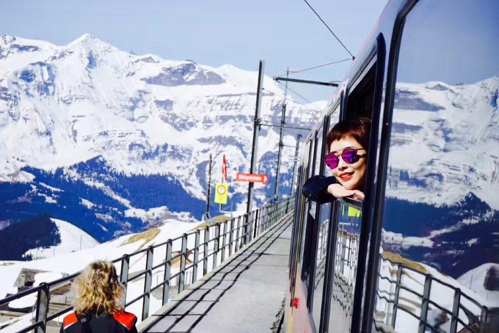 维京游轮游记瑞士少女峰欧洲之巅