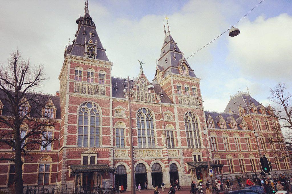 维京游轮游记荷兰小孩堤防&阿姆斯特丹