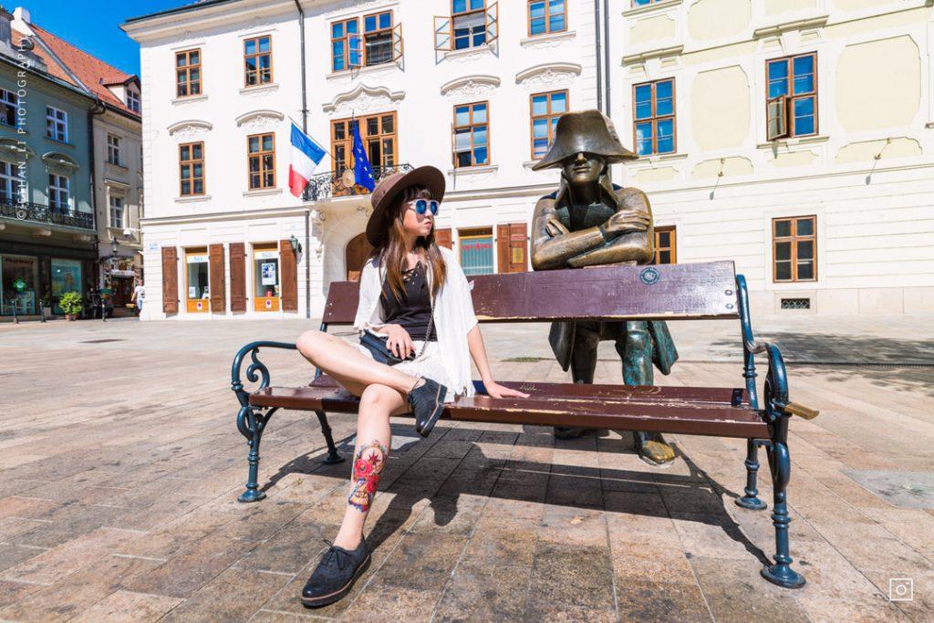 维京游轮游记布拉迪斯拉发,简朴的古典气质
