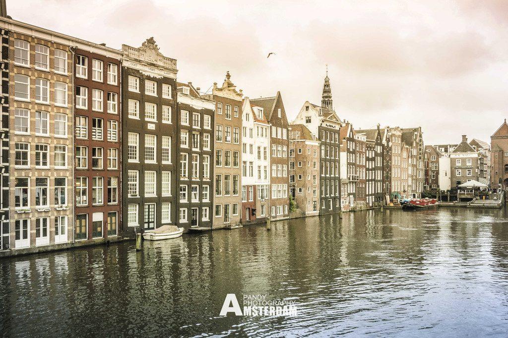 维京游轮游记阿姆斯特丹