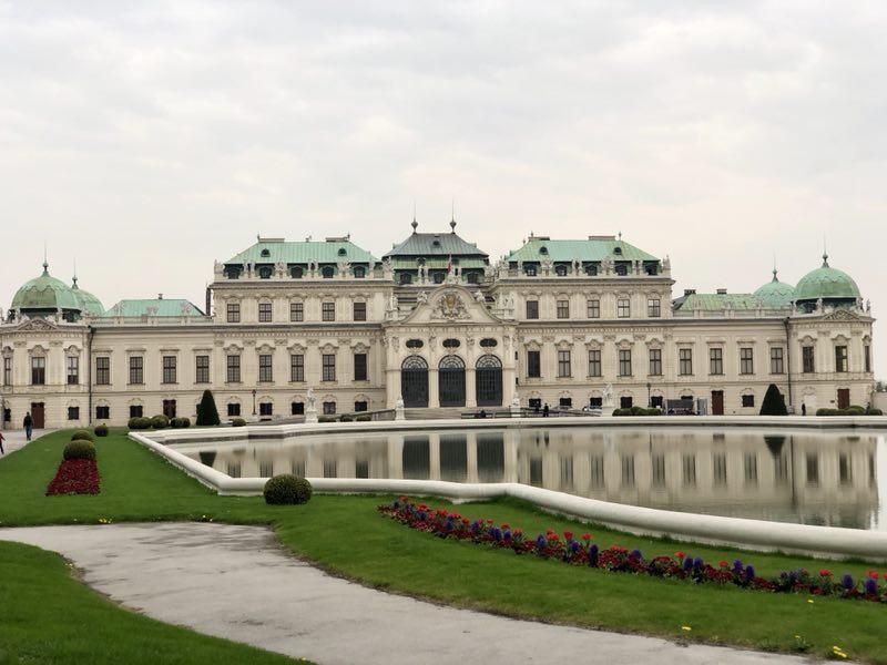 维京游轮游记奥地利维也纳