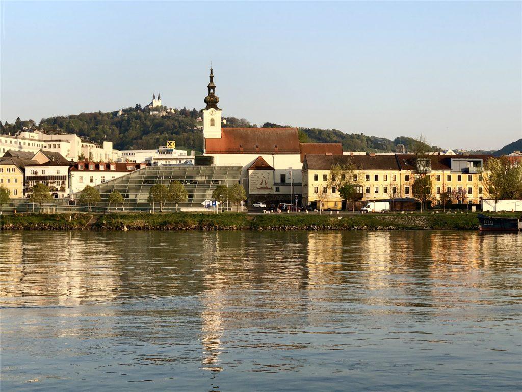 维京游轮游记奥地利萨尔茨堡